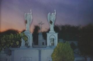 Tjmbas dobles, Isla Mujeres, México. 1982