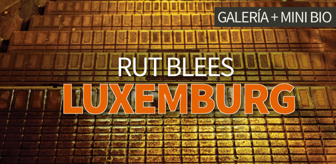 Rut Blees Luxemburg: Galería + Mini Bio