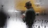 Saul Leiter Snow, 1960 © Saul Leiter Courtesy: Saul Leiter, Howard Greenberg Gallery, New York. Aus der Ausstellung SAUL LEITER - RETROSPEKTIVE im Haus der Photographie in den Deichtorhallen, 3.2.2012 - 15.4.2012.