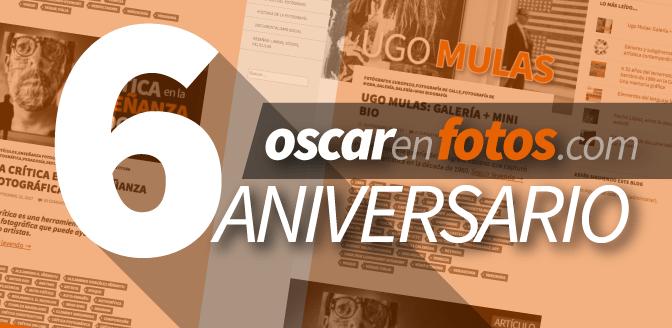6º Aniversario de OscarEnFotos