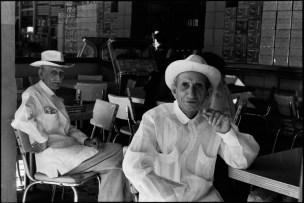 Santiago de Cuba. Cafe in Plaza.