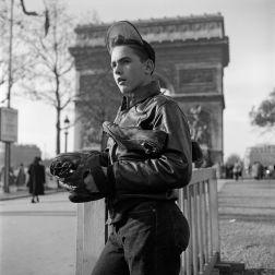 Gordon Parks. Paris, 1952