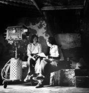 Gordon Parks. Ingrid Bergman en Stromboli, Italia. (1949)