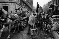 Merchants on market day at Cannakale, Dardanelles.