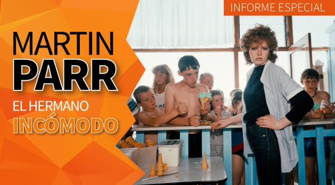 Martin Parr, el hermano incómodo