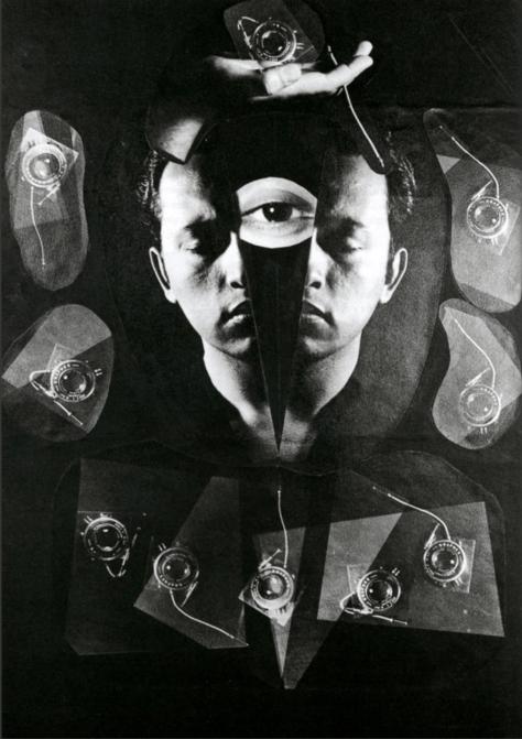 nacho_lopez_autorretrato_fotomontaje_1950