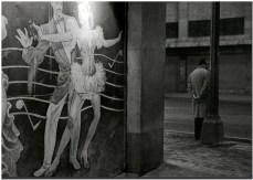 """Nacho López, cabaret """"El Burro"""". Ciudad de México, ca. 1960"""