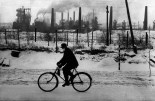 CHINA. The atmospheric pollution was a consequence of the fast industrialization and the urban growth which began in the 50s. 1957.