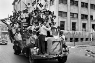 ALGERIA. Independence. July 1962.