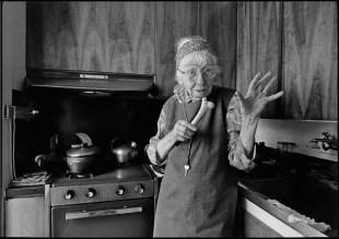 Imogen Cunningham, San Francisco, California, 1973
