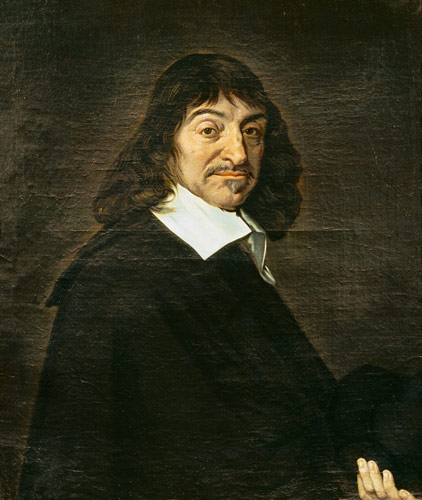 Frans Hals. Retrato de René Descartes (ca. 1649)