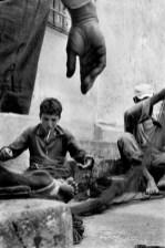 ITALY. Sicily. Ustica, island prison. 1959.