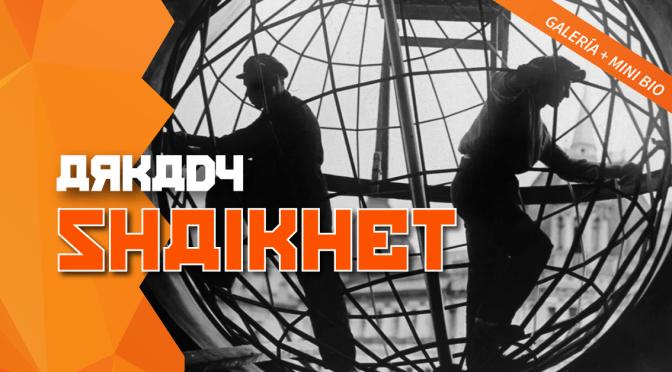 Arkady Shaikhet: Galería + Mini bio