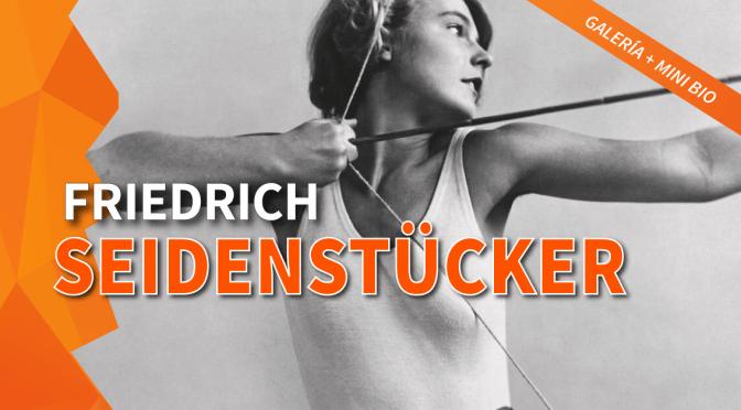 Friedrich Seidenstücker: galería y mini-bio