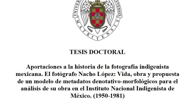 Texto íntegro de mi tesis doctoral