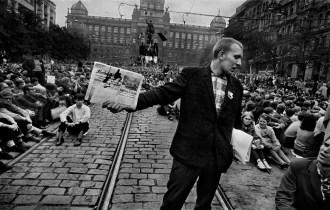 Josef Koudelka. Praga '68