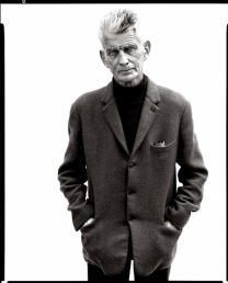 richard avedon samuel beckett writer paris april 13 1979