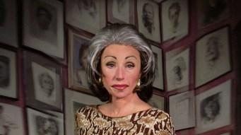 Society Portraits. Cindy Sherman