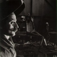 Cesar Baldaccini (The Sculptor Cesar in his Workshop) Robert Doisneau 1955