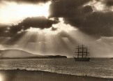 Gustave_Le_Gray_Wind_Bound_Lerwick_around_1880