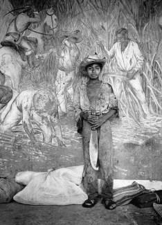 """Héctor García. """"Niño del Machete"""" (Atenzingo, Puebla, 1960)"""