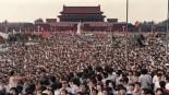 """HISTORIA ORIGINAL AFP: """"China-politics-rights-Tiananmen"""" por Robert Saiget Esta foto fue realizada el 2 de junio de 1989 y muestra cientos de miles de chinos reunidos en Tiananmen. © AFP PHOTO / FILES / CATHERINE HENRIETTE"""