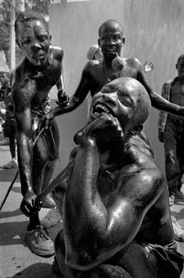 HAITI. Carnival of Jacmel.