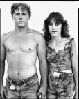 Rusty McCrickard and Tracy Featherston, Dixon, California, 1981