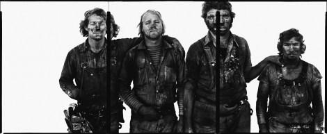 Coal miners, Reliance, Wyoming, 1979