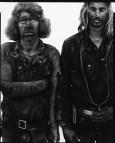 Roger Skaarland and Jim Binham, Reliance, Wyoming, 1979