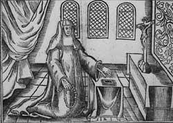La madre Juana de los Ángeles