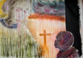 Work in Progress. (C) Oscar Ledesma. Clowns & Pferde Galerie.