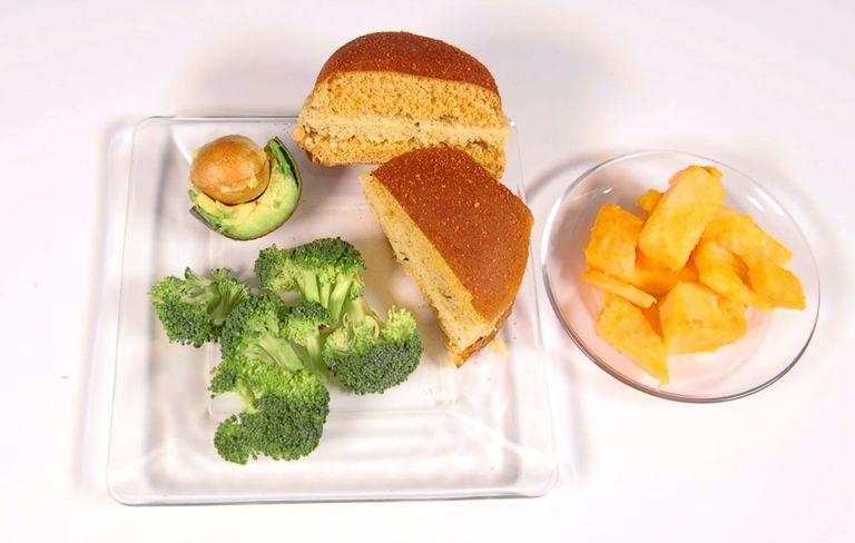 vegan dinner idea
