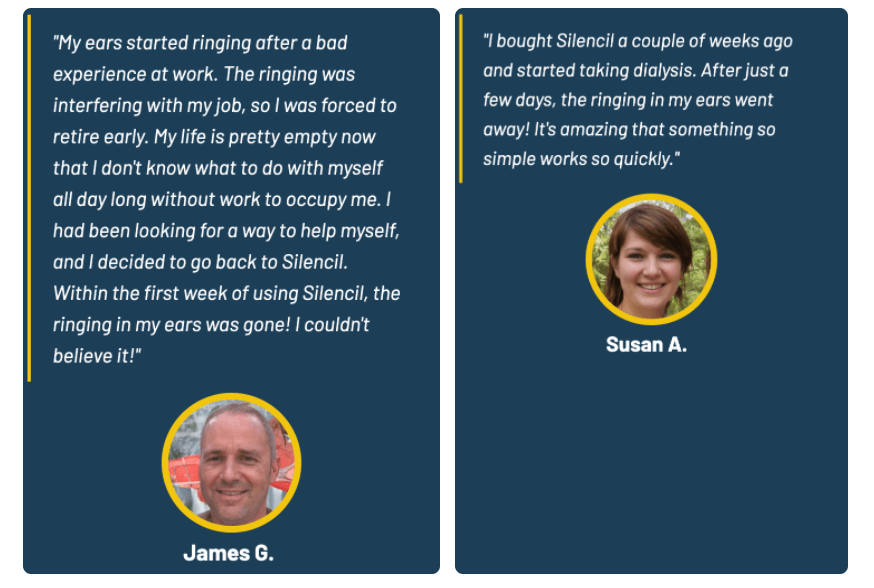 silencil customer reviews
