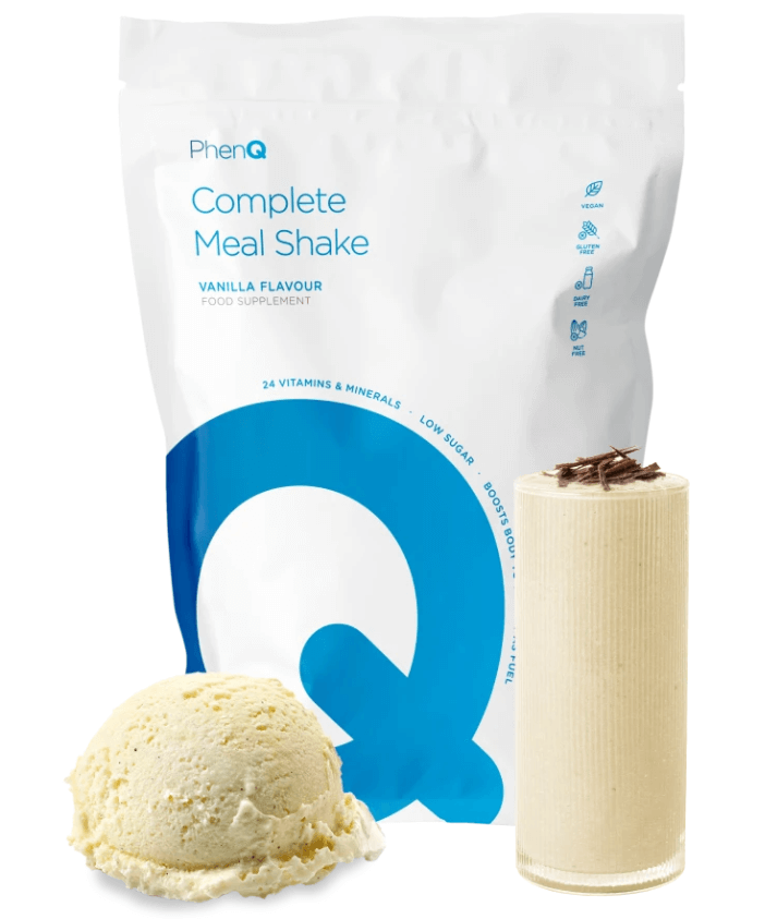 phenq complete meal shake
