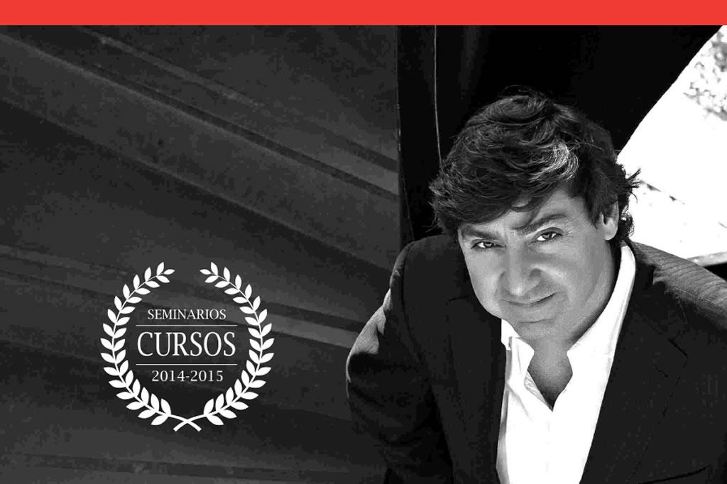 Óscar León: programa de cursos y seminarios 2014-2015