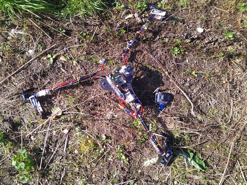 crashed talon tricopter?resize=350%2C200&ssl=1 setup failsafe on quadcopter flight controller radio receiver Naze32 Rev6 Wiring PWM at crackthecode.co