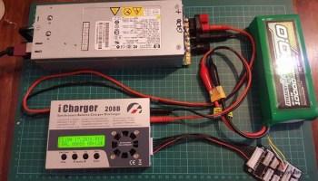 DIY PSU for LiPo Charger and Workbench - Oscar Liang