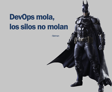 A batman le mola DevOps