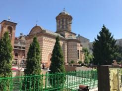 I denna kyrka har många rumänska kungar krönts