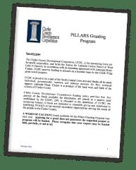CCDC pillars grant application