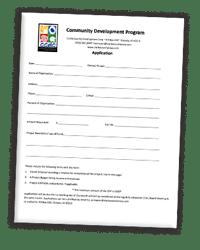 ccdc community development grant application
