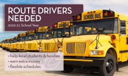 clarke schools bus driver employment