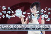 digital access for clarke community schools