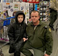 shop with a cop for kids