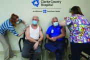 covid-19 vaccine in clarke county