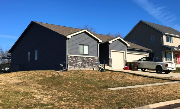 new home building in southern iowa