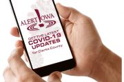 real-time covid-19 updates to your mobile device