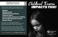 clarke county iowa Childhood Trauma Resources