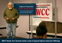 swcc adjunct instructor opportunities